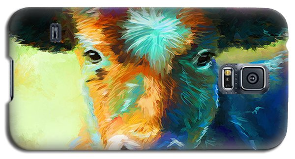 Rainbow Calf Galaxy S5 Case