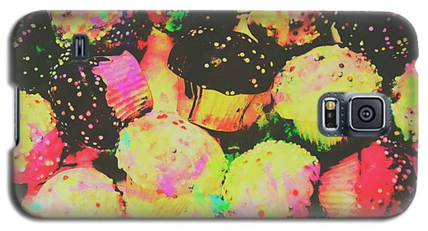 Fairy Galaxy S5 Case - Rainbow Color Cupcakes by Jorgo Photography - Wall Art Gallery