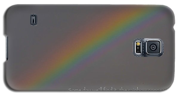 Rainbow Connection Galaxy S5 Case