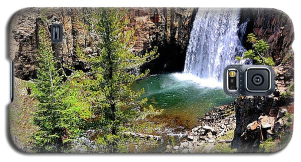 Rainbow Falls 1 Galaxy S5 Case