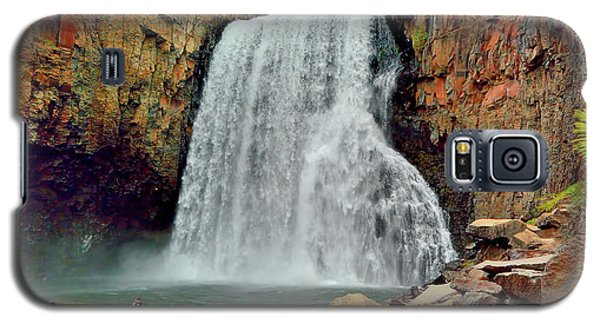 Rainbow Falls 10 Galaxy S5 Case