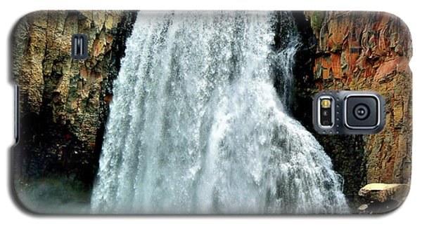 Rainbow Falls 16 Galaxy S5 Case