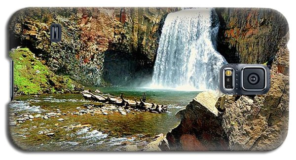 Rainbow Falls 2 Galaxy S5 Case