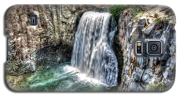 Rainbow Falls 5 Galaxy S5 Case