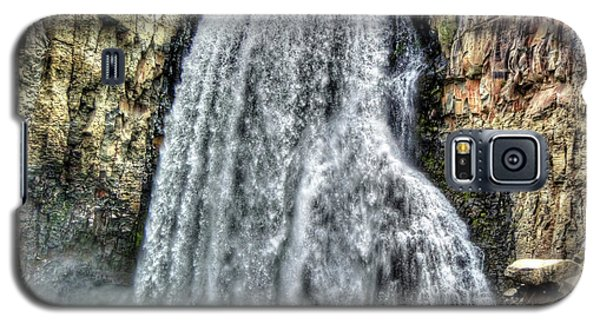 Rainbow Falls 7 Galaxy S5 Case