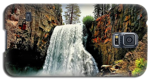 Rainbow Falls 8 Galaxy S5 Case