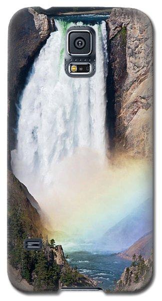 Rainbow Falls Galaxy S5 Case