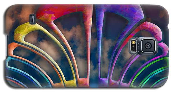 Rainbow Hill Galaxy S5 Case