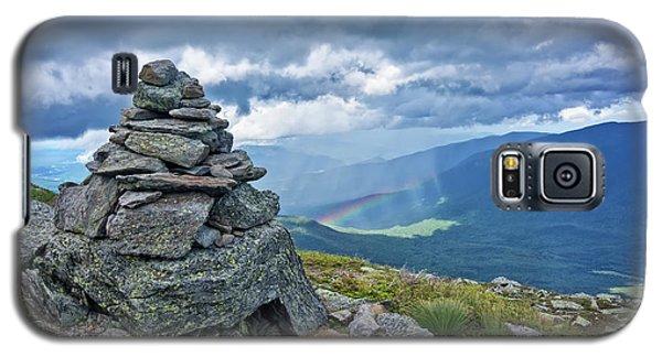 Rainbow In The Mist Nh Galaxy S5 Case