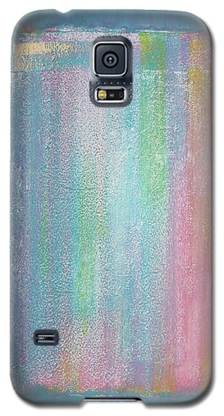 Rainbow Shower Of Light Galaxy S5 Case