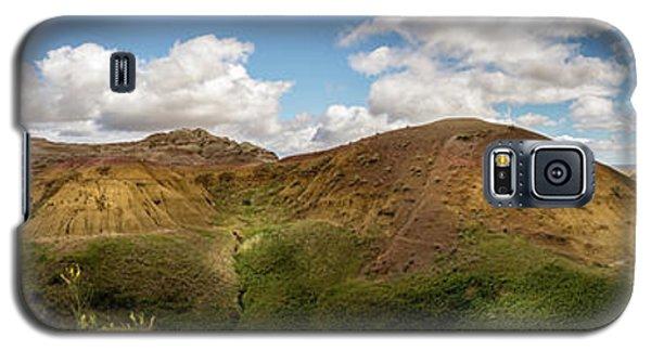 Rainbow Mountain Galaxy S5 Case