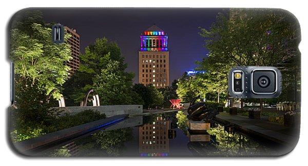 Rainbow Lights Galaxy S5 Case
