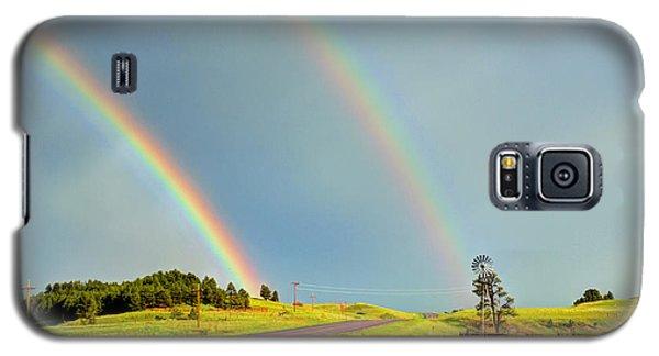 Rainbow Pass Galaxy S5 Case