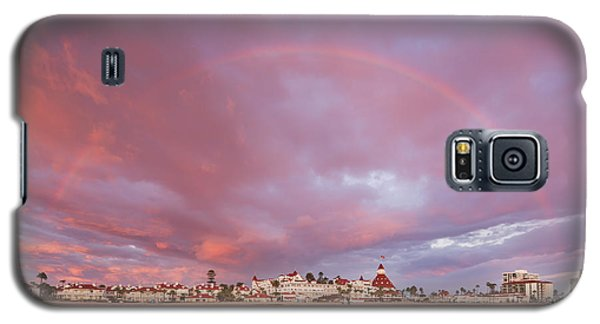 Rainbow Proposal Galaxy S5 Case