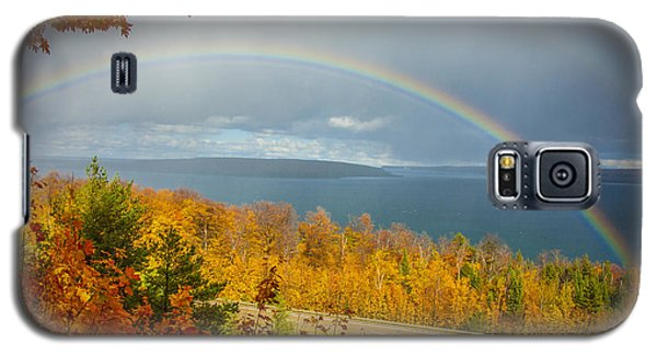 Rainbow Road Galaxy S5 Case