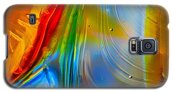 Rainbow Waterfalls Galaxy S5 Case