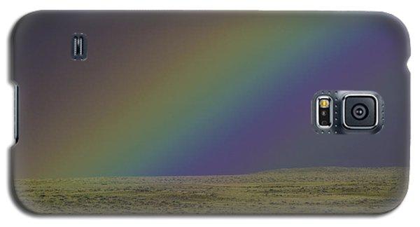 Rainbows End Galaxy S5 Case by Elizabeth Eldridge