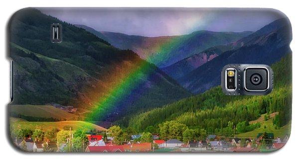 Rainbow's End Galaxy S5 Case