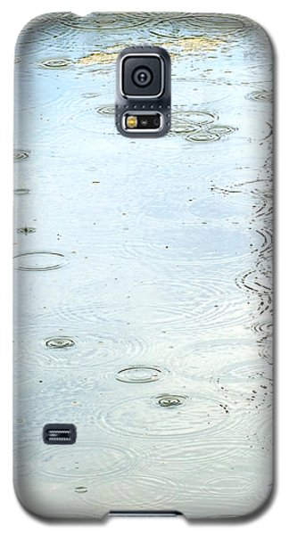 Raindrop Abstract Galaxy S5 Case