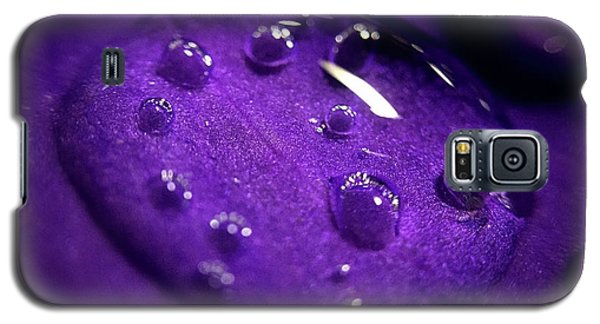 Raindrop, Prn Galaxy S5 Case