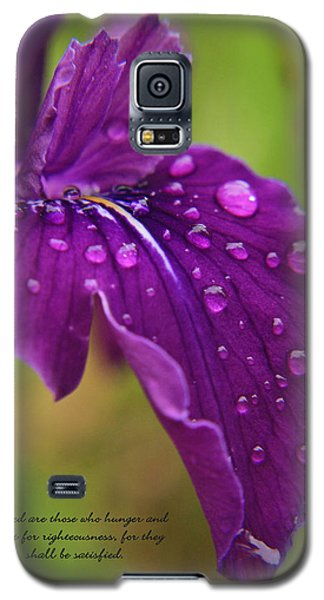 Raindrops Galaxy S5 Case