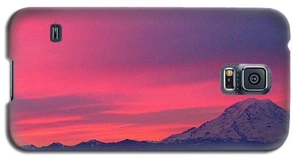 Galaxy S5 Case featuring the photograph Rainier 9 by Sean Griffin