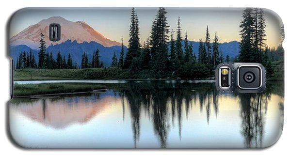 Rainier From Tipsoo Galaxy S5 Case