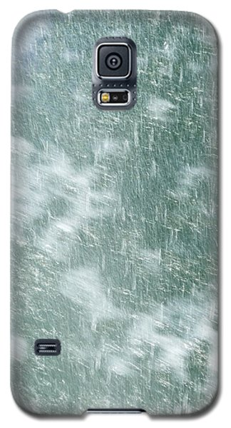 Raining In Abstract Galaxy S5 Case