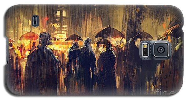 Raining Galaxy S5 Case