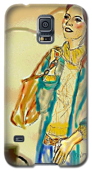 Rainny Days And Mondays Galaxy S5 Case by Desline Vitto