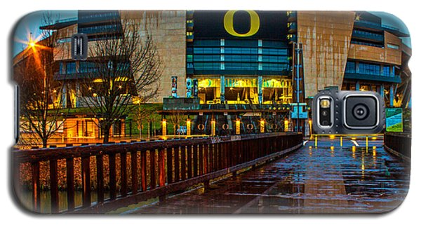 Rainy Autzen Stadium Galaxy S5 Case