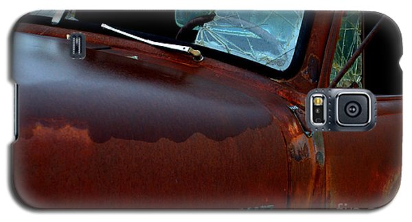 Rainy Day Chevrolet 4 Galaxy S5 Case