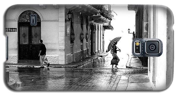 Rainy Day In Casco Viejo Galaxy S5 Case