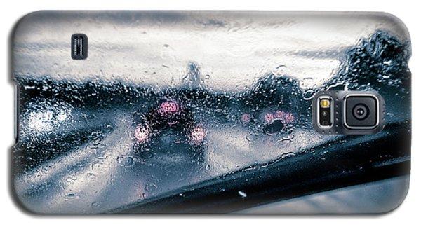 Rainy Day In July Galaxy S5 Case