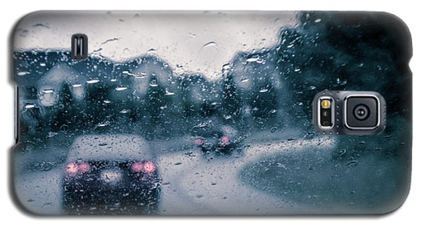 Rainy Day In June Galaxy S5 Case