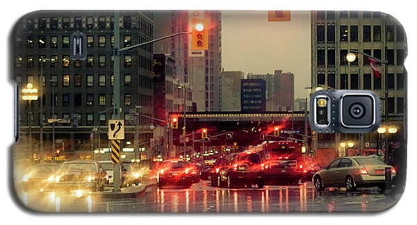 Rainy Day In Ottawa Galaxy S5 Case