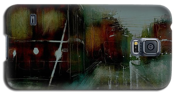 Rainy Day On The Ttc Galaxy S5 Case