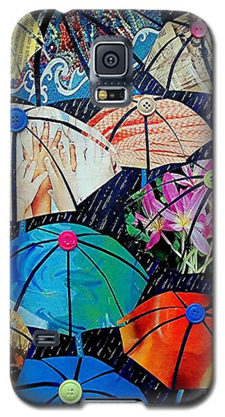 Rainy Day Personalities Galaxy S5 Case by Susan DeLain