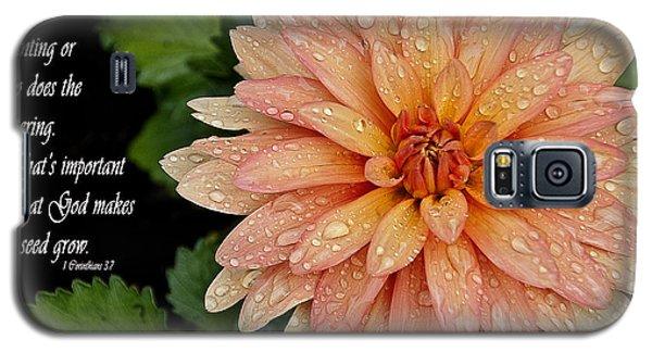 Rainy Days Galaxy S5 Case by Deborah Klubertanz