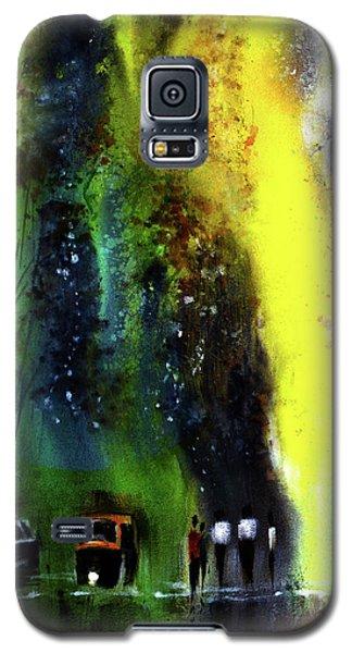 Rainy Evening Galaxy S5 Case