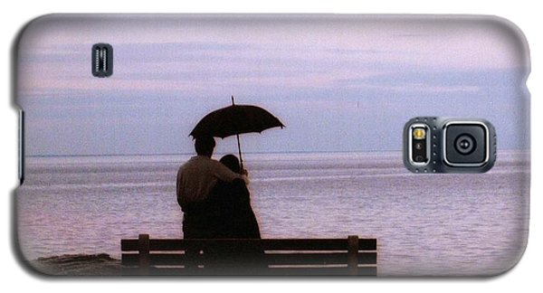 Galaxy S5 Case featuring the photograph Rainy-may In Color by John Scates