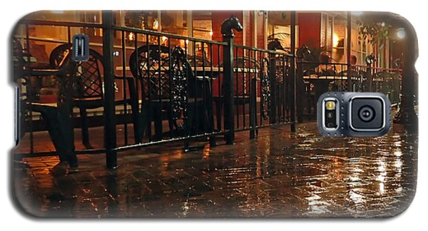 Rainy Night In Gainesville Galaxy S5 Case