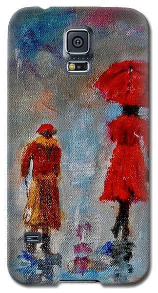 Rainy Spring Day Galaxy S5 Case