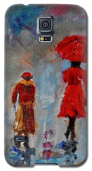 Rainy Spring Day Galaxy S5 Case by Sher Nasser