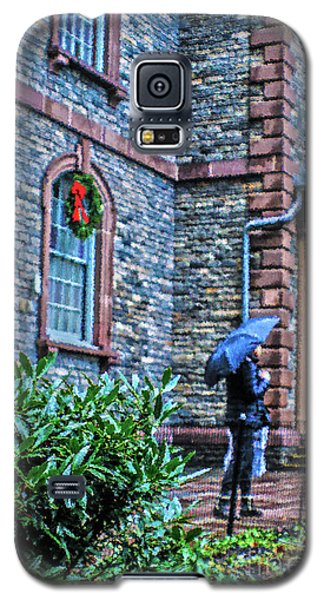Galaxy S5 Case featuring the photograph Rainy Sunday by Sandy Moulder
