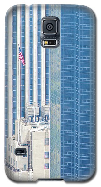 Raising The Flag Galaxy S5 Case by Az Jackson