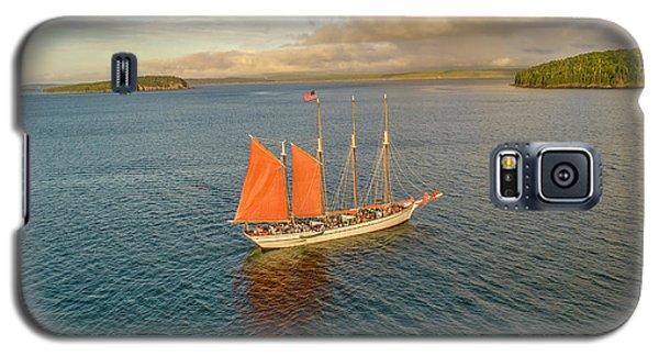 Raising The Sail Galaxy S5 Case