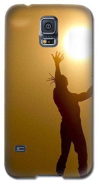 Raising The Sun Galaxy S5 Case
