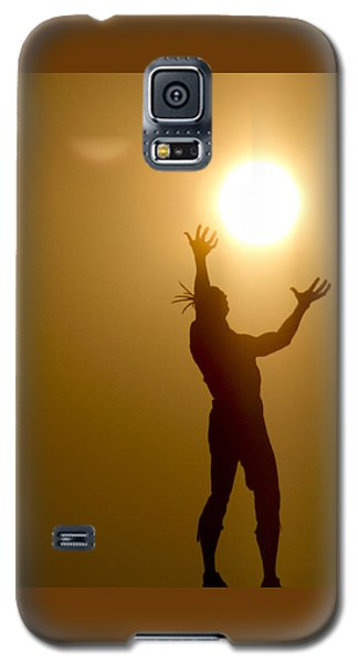 Raising The Sun Galaxy S5 Case
