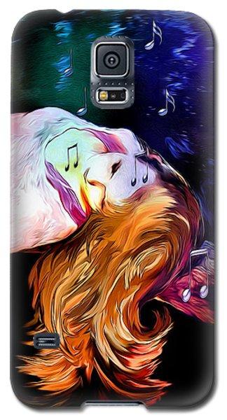 Raising Your Vibration Galaxy S5 Case
